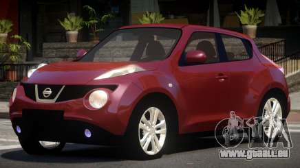 Nissan Juke RS für GTA 4