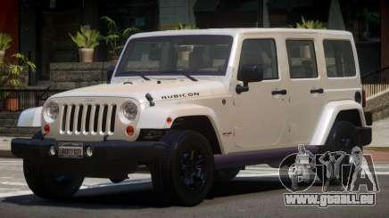 Jeep Wrangler LT pour GTA 4