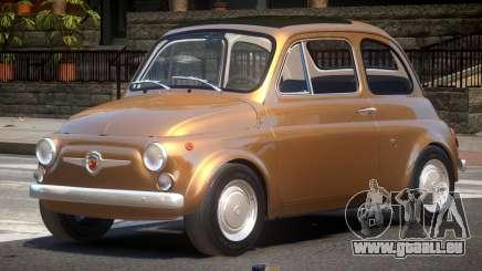 1973 Fiat Abarth für GTA 4