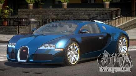 Bugatti Veyron 16.4 S-Tuned für GTA 4