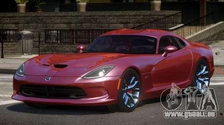 Dodge Viper SRT D-Tuned pour GTA 4