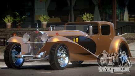 Bugatti Type 41 Old für GTA 4