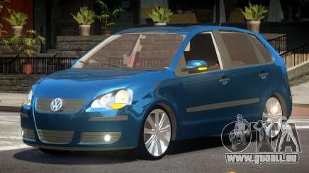 Volkswagen Polo LS V1.0 für GTA 4