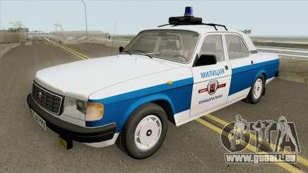 GAZ 31029 Wolga (Kommunale Polizei) für GTA San Andreas