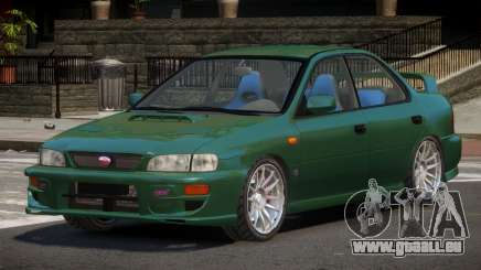 Subaru Impreza WRX R-Style für GTA 4