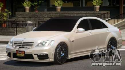 Mercedes Benz W221 E-Style pour GTA 4