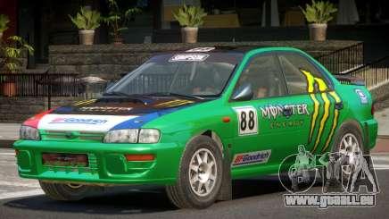 Subaru Impreza R-Tuned für GTA 4