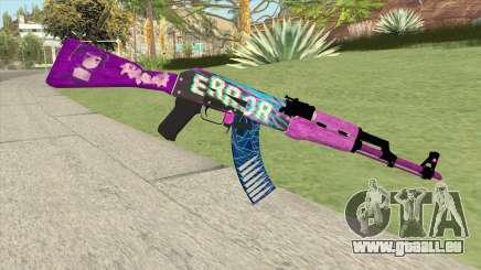 AK-47 (Aesthetic Bruh) für GTA San Andreas