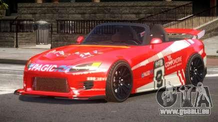 Honda S2000 D-Style PJ4 für GTA 4