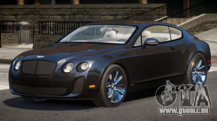 Bentley Continental S-Tuned pour GTA 4