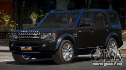 Land Rover Discovery 4 RS pour GTA 4