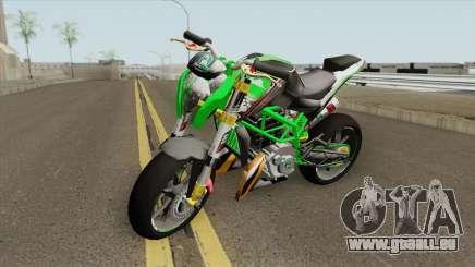KTM 200 DUKE für GTA San Andreas