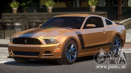 Ford Mustang B-Style pour GTA 4