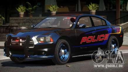 Dodge Charger JBR Police für GTA 4