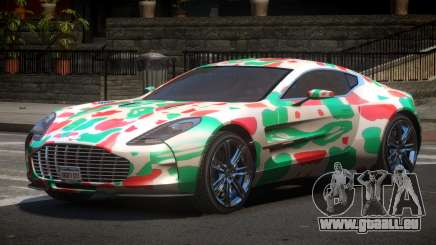 Aston Martin One-77 LS PJ5 für GTA 4