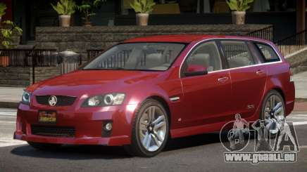 Holden VE Commodore RT pour GTA 4