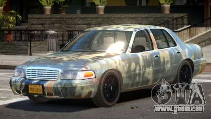 Ford Crown Victoria CL PJ4 pour GTA 4