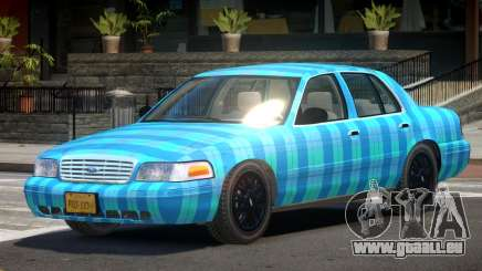 Ford Crown Victoria CL PJ5 für GTA 4
