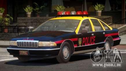 1995 Chevrolet Caprice Police für GTA 4