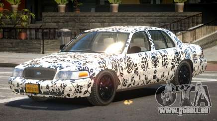 Ford Crown Victoria CL PJ6 für GTA 4
