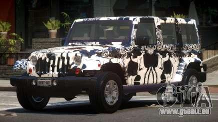Jeep Wrangler LT PJ3 pour GTA 4