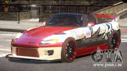 Honda S2000 D-Style PJ1 für GTA 4