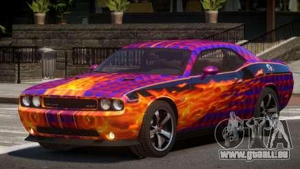 Dodge Challenger GT 392 PJ6 pour GTA 4