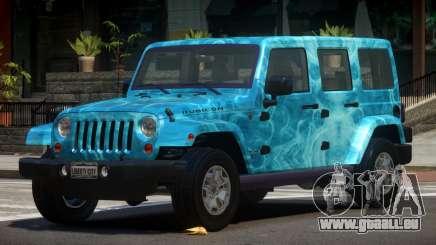 Jeep Wrangler LT PJ1 pour GTA 4