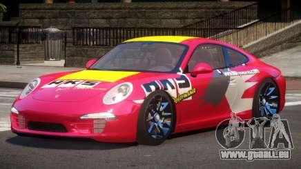 Porsche 911 LR PJ2 pour GTA 4