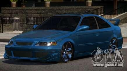 Honda Civic D-Tuned pour GTA 4