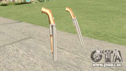 Sawn-Off Shotgun (Manhunt) für GTA San Andreas