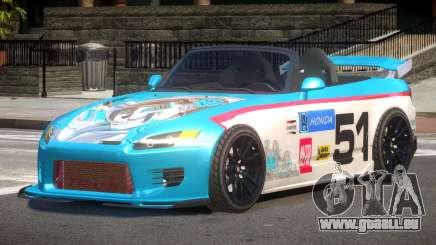 Honda S2000 D-Style PJ5 für GTA 4