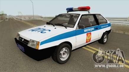 VAZ 2108 DPS (MQ) pour GTA San Andreas
