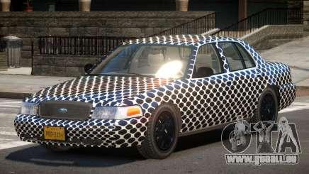 Ford Crown Victoria CL PJ3 für GTA 4