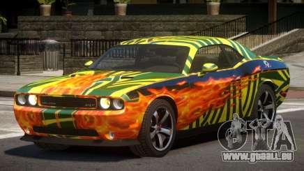 Dodge Challenger GT 392 PJ1 pour GTA 4