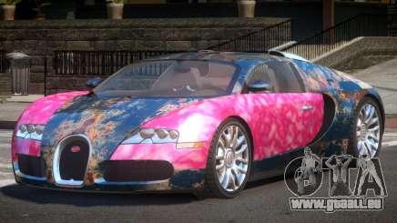 Bugatti Veyron 16.4 RT PJ4 für GTA 4