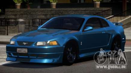 Ford Mustang SVT-97 pour GTA 4