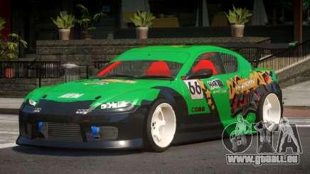 Mazda RX8 S-Tuned PJ6 für GTA 4