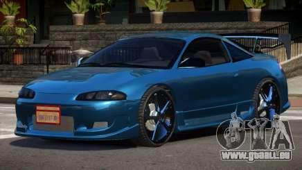Mitsubishi Eclipse TR pour GTA 4