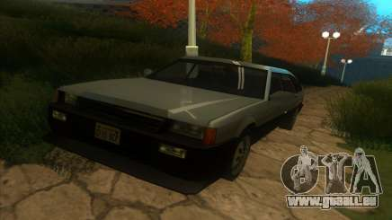 Blista Liftback pour GTA San Andreas