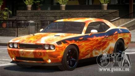 Dodge Challenger GT 392 PJ5 pour GTA 4