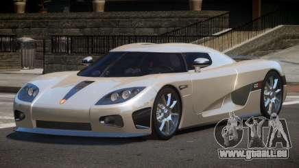 Koenigsegg CCX S-Tuned pour GTA 4