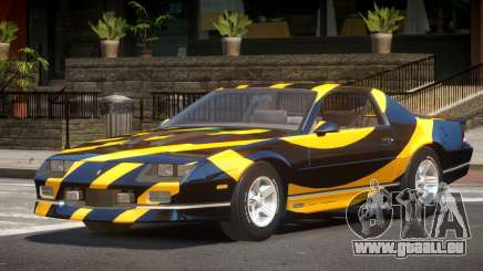 Chevrolet Camaro IR PJ3 für GTA 4