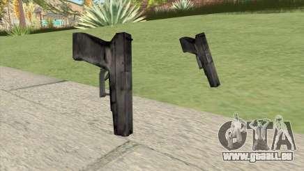 Glock (GTA SA Cutscene) pour GTA San Andreas