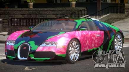 Bugatti Veyron 16.4 RT PJ5 für GTA 4