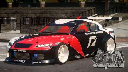 Mazda RX8 S-Tuned PJ2 für GTA 4