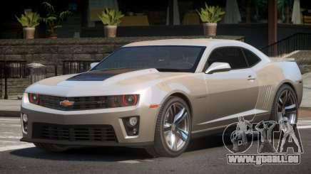 Chevrolet Camaro STI für GTA 4
