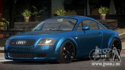 Audi TT RGB pour GTA 4