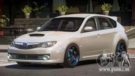 Subaru Impreza R-Tuning für GTA 4