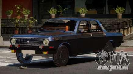 1986 GAZ 2410 für GTA 4